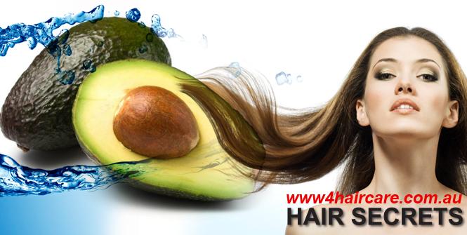avocado hair mask - avocado oil for hair