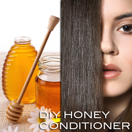 honey for hair
