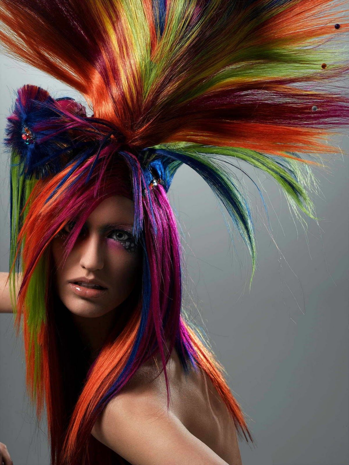 - Tribal Hair Styles For Fashion LOVE IN SYDNEY